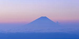 Méditation montagne