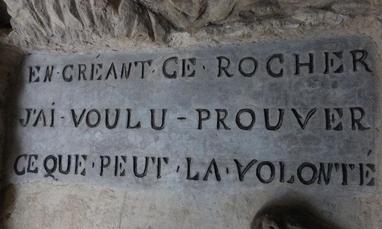 Volonté - Palais du facteur Cheval