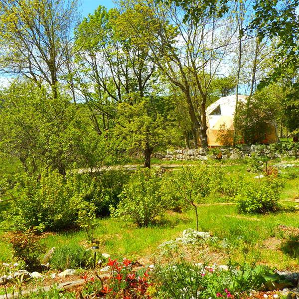 Retraite pleine conscience dans un centre de ressourcement et de bien-être Drôme