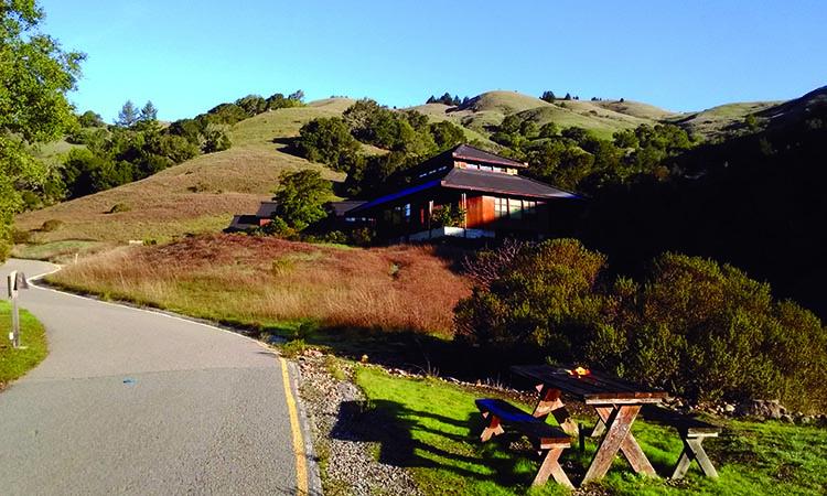 Longue retraite à SPIRIT ROCK, centre de méditation bouddhiste en Californie