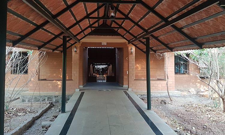 Vaidyagram est un centre Ayurvédique en Inde près de Coimbatore