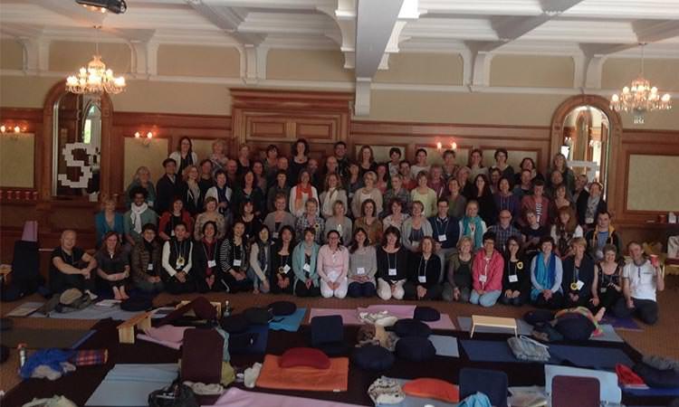 Voyage d'étude et temps de retraite -Voyage d'étude et temps de retraite - Un entraînement intensif (TDI) destiné aux enseignants de méditation de pleine conscience MBSR