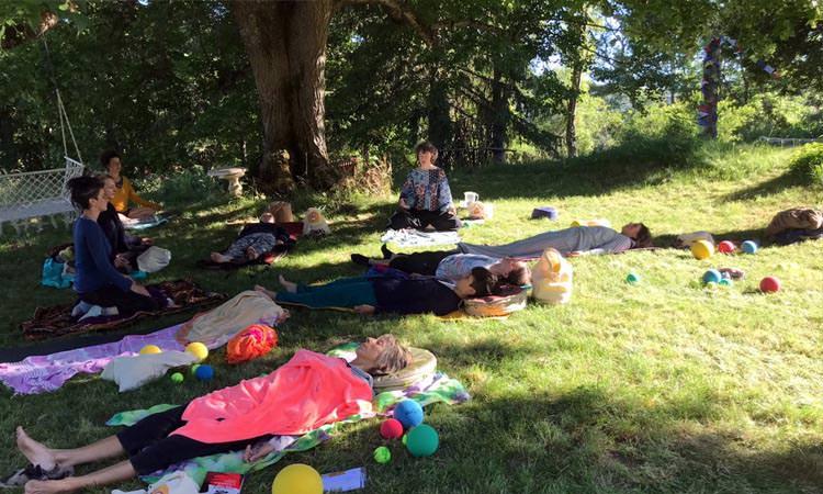 Stage 7 jours Méditation Pleine Conscience, Drôme 2021