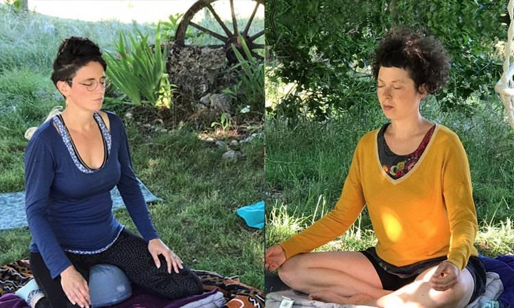 Méditation silencieuse pendant la semaine de pleine conscience